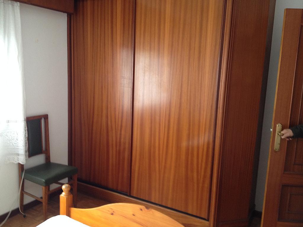Dormitorio - Piso en alquiler en calle Finisterre, Arteixo - 162757095