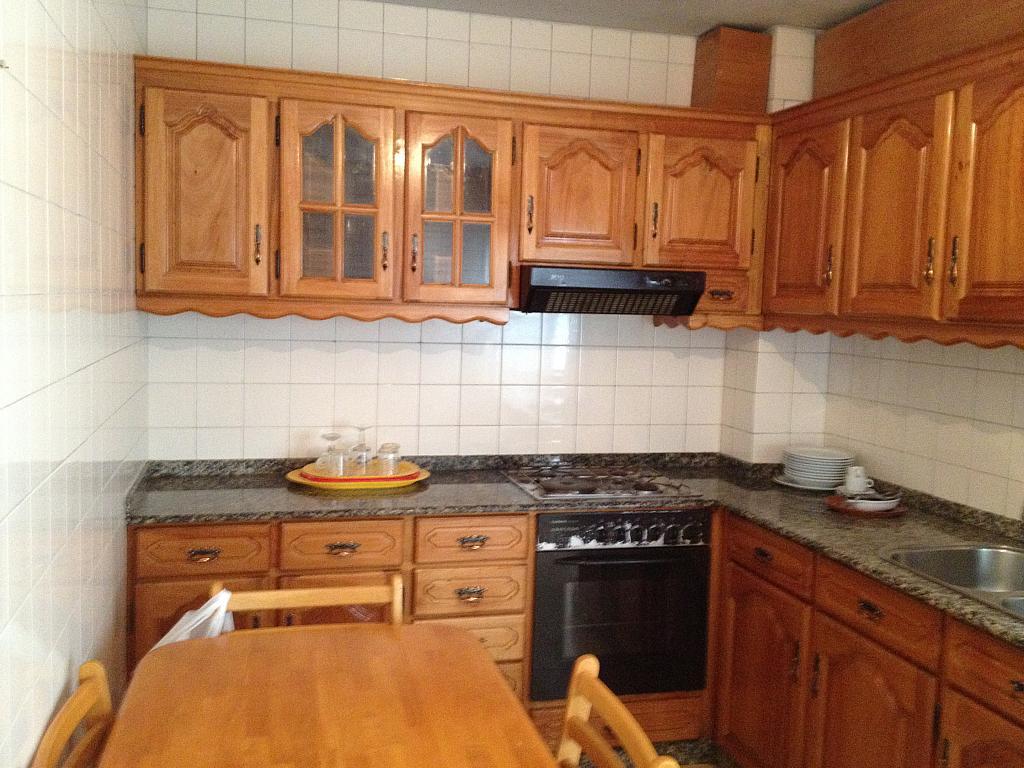 Cocina - Piso en alquiler en calle Finisterre, Arteixo - 162757104