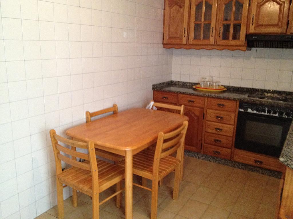Cocina - Piso en alquiler en calle Finisterre, Arteixo - 162757112
