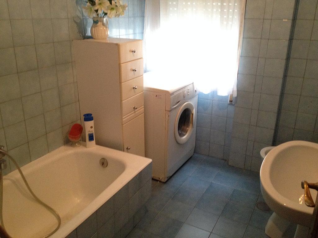 Baño - Piso en alquiler en calle Finisterre, Arteixo - 162757123