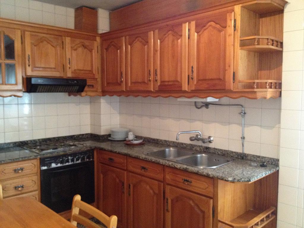 Cocina - Piso en alquiler en calle Finisterre, Arteixo - 162759984