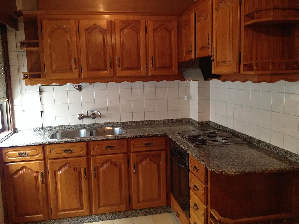 Cocina - Piso en alquiler en calle Finisterre, Arteixo - 162760008