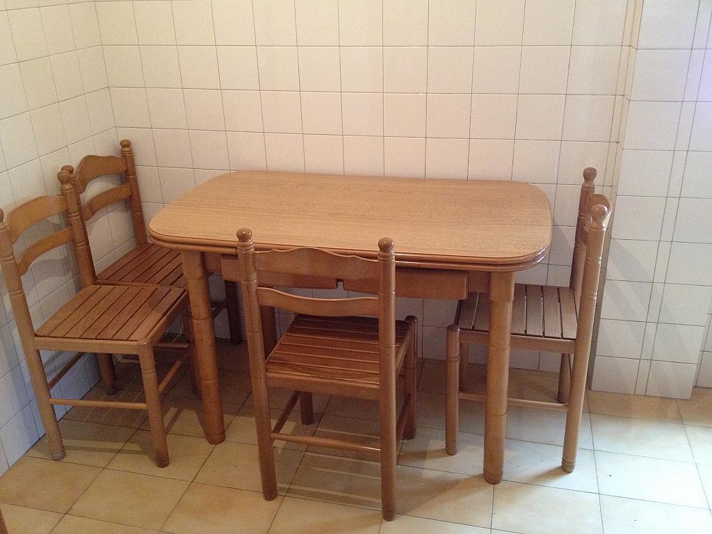 Cocina - Piso en alquiler en calle Finisterre, Arteixo - 162760065