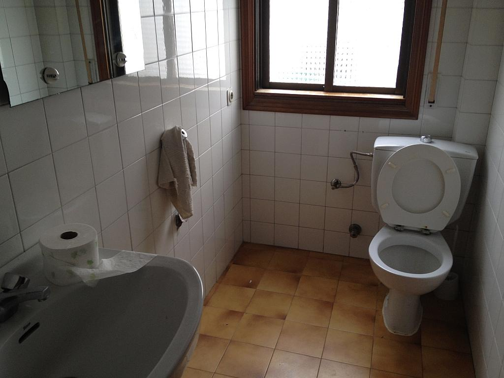 Baño - Piso en alquiler en calle Finisterre, Arteixo - 162760177