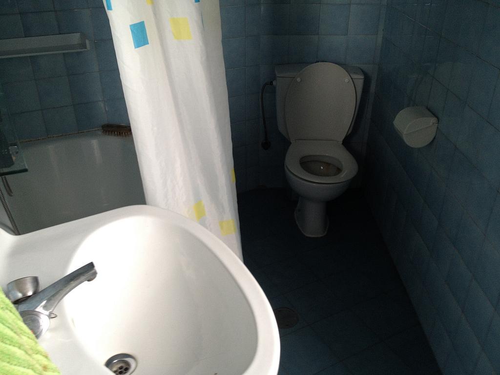 Baño - Piso en alquiler en calle Finisterre, Arteixo - 162760254