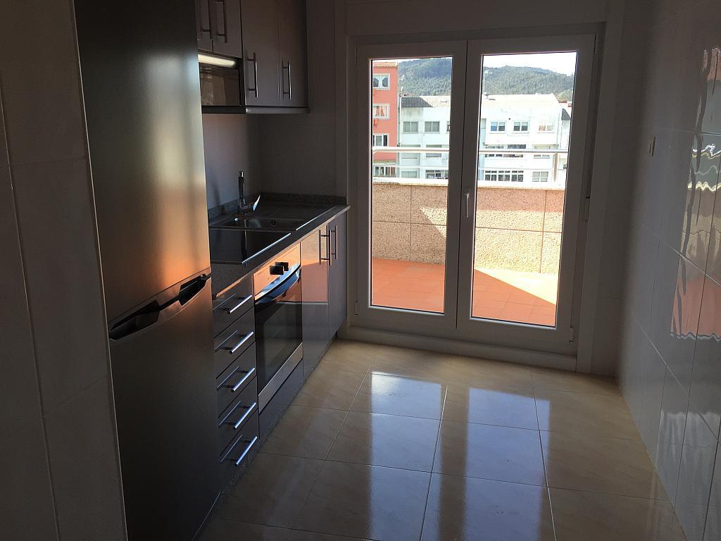 Ático en alquiler opción compra en calle Sinforiano López, Arteixo - 204230493