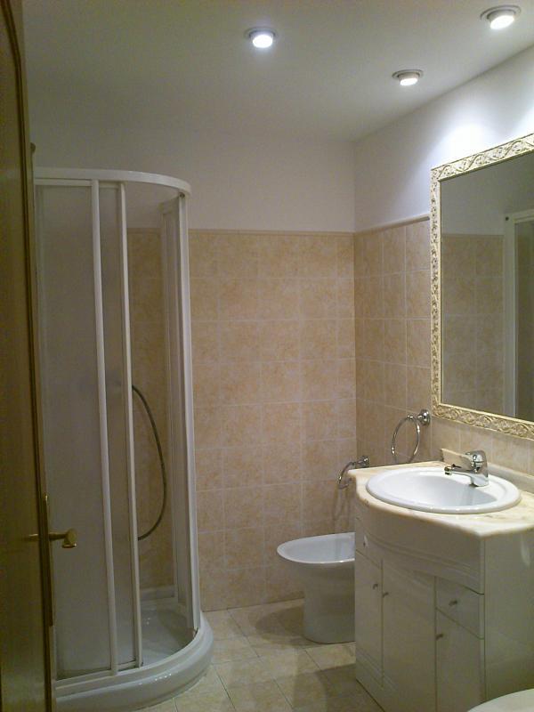 Baño - Apartamento en alquiler en calle Monserrat, Los Castros-Castrillón-Eiris en Coruña (A) - 211806019
