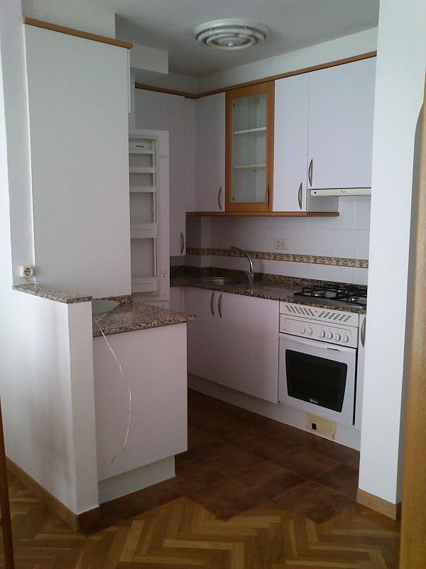 Cocina - Apartamento en alquiler en calle Monserrat, Los Castros-Castrillón-Eiris en Coruña (A) - 211806026