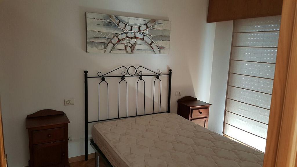Dormitorio - Apartamento en alquiler en calle Monserrat, Los Castros-Castrillón-Eiris en Coruña (A) - 211806032
