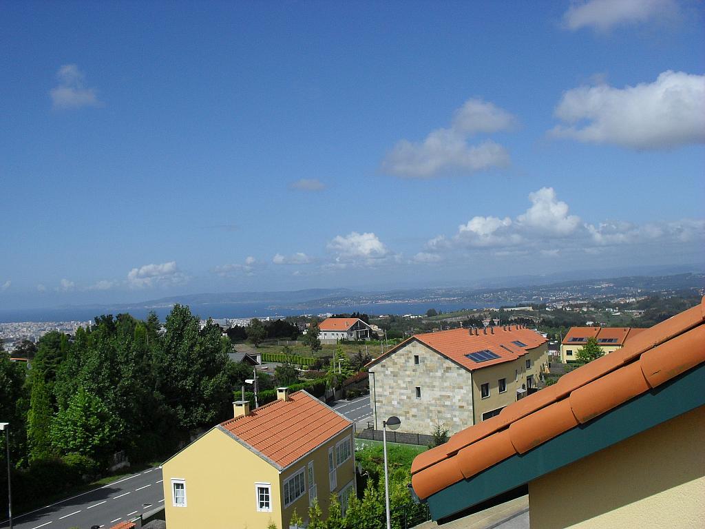 Chalet en alquiler en urbanización O Carón, Los Castros-Castrillón-Eiris en Coruña (A) - 215736908