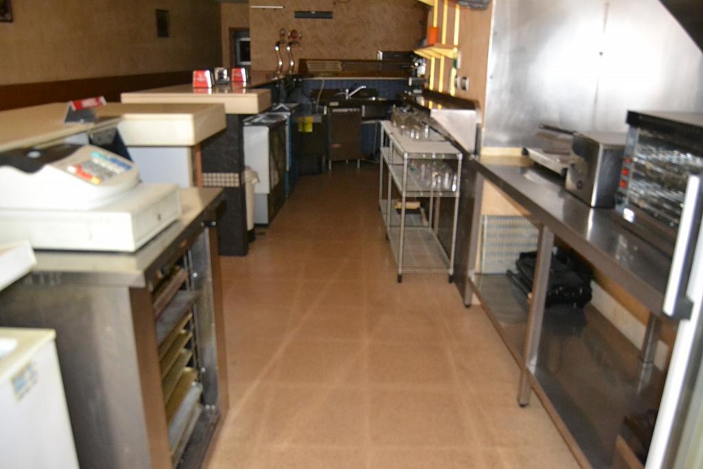 Cocina - Bar en alquiler en calle Prat de la Riba, Cerdanyola del Vallès - 289807017