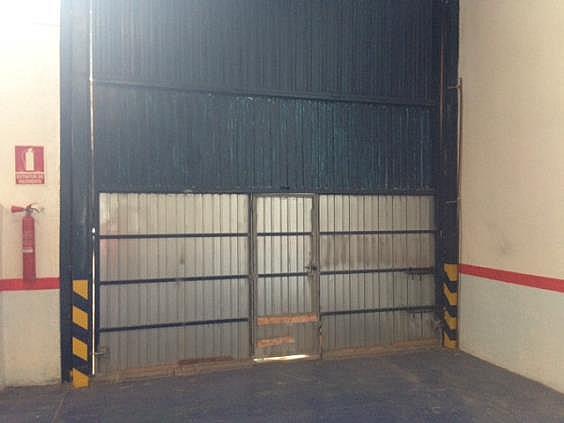 Nave industrial en alquiler en calle Carretera Real de Madrid, Beniparrell - 276276999