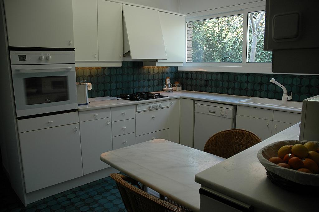 Cocina - Casa en alquiler en plaza Pi, Bellaterra - 320702928