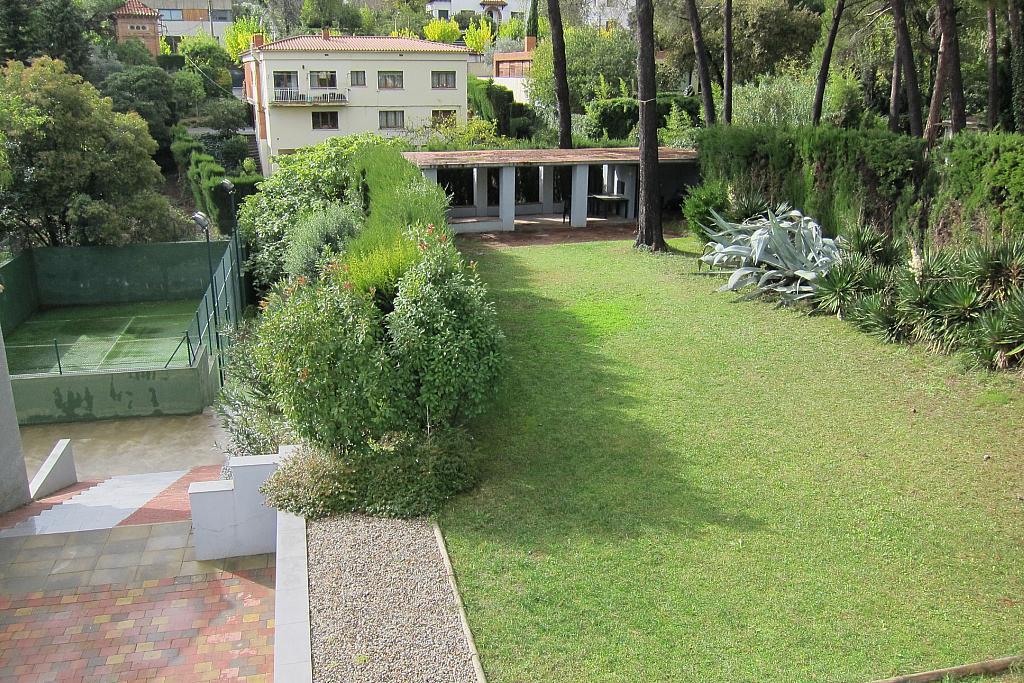 Jardín - Despacho en alquiler en plaza Pi, Bellaterra - 218933683
