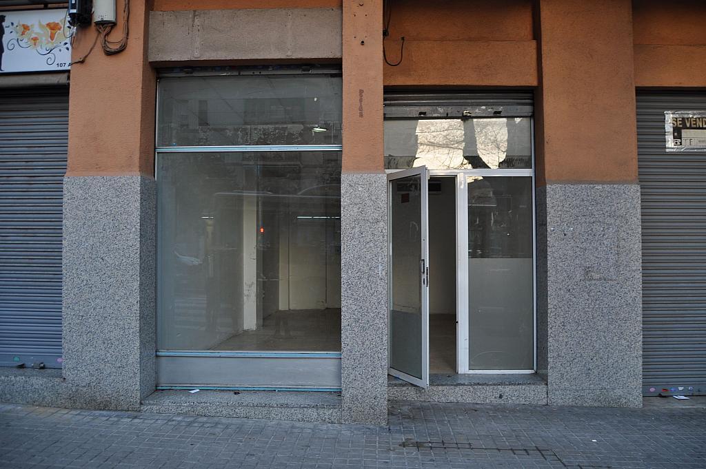 Fachada - Local comercial en alquiler en calle Sol i Padrís, Sol i padris en Sabadell - 249600027