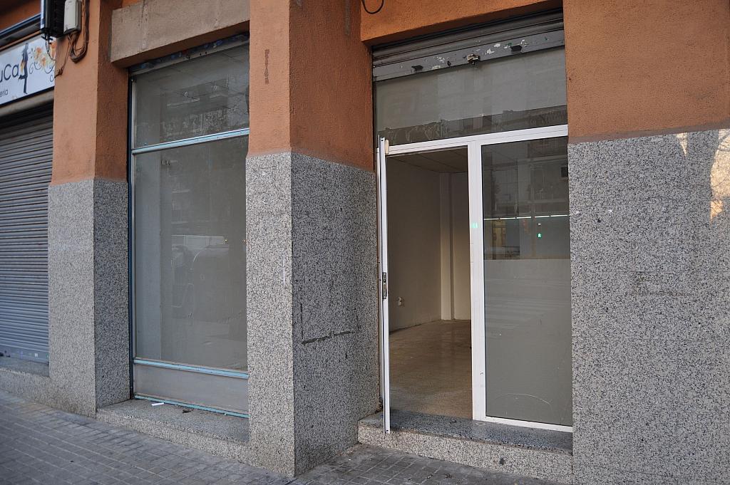 Fachada - Local comercial en alquiler en calle Sol i Padrís, Sol i padris en Sabadell - 249600030