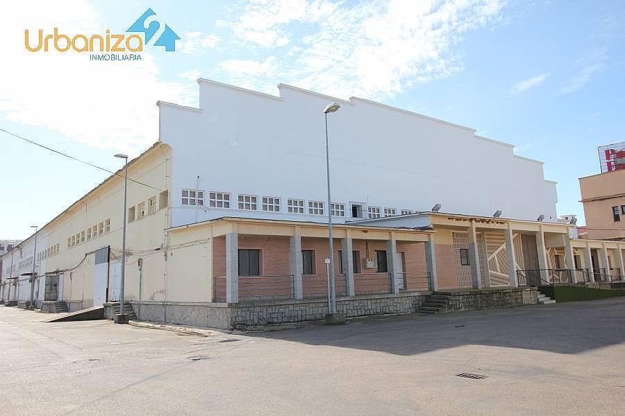 Foto - Nave industrial en alquiler en carretera De Madrid Km, Badajoz - 269442802