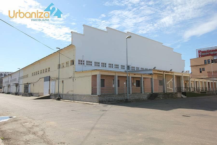 Foto - Nave industrial en alquiler en carretera De Madrid Km, Badajoz - 269442811