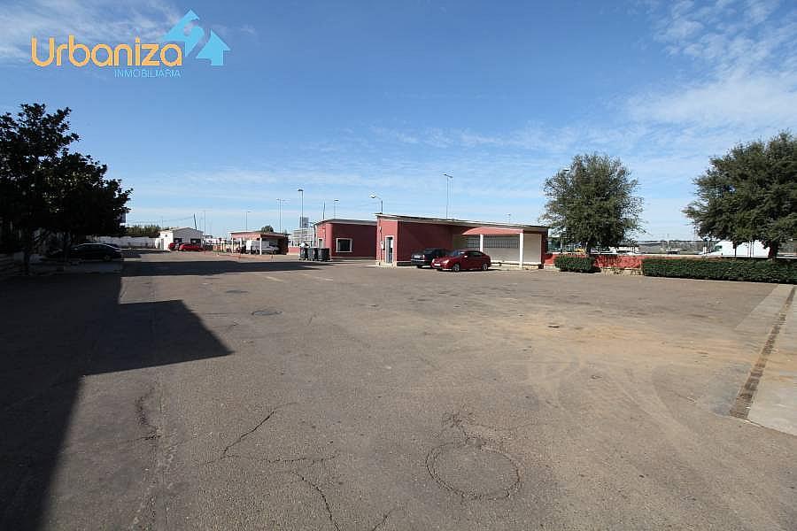 Foto - Nave industrial en alquiler en carretera De Madrid Km, Badajoz - 269442829