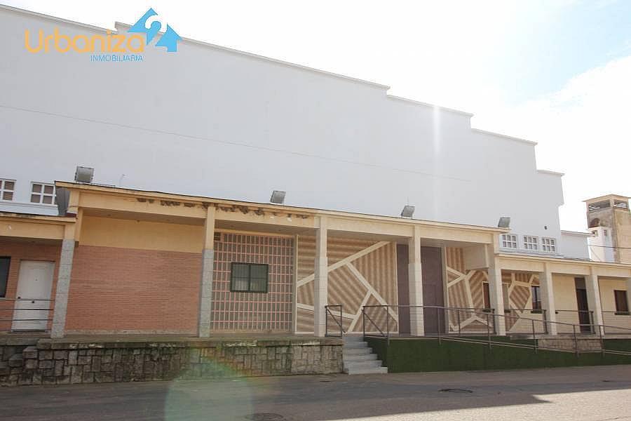 Foto - Nave industrial en alquiler en carretera De Madrid Km, Badajoz - 269442865