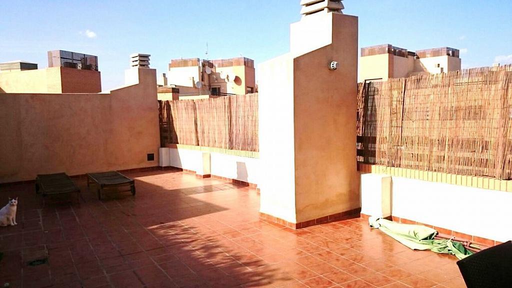 Foto - Ático en alquiler en calle Agatangelo Soler, Parque de las Avenidas en Alicante/Alacant - 349213323