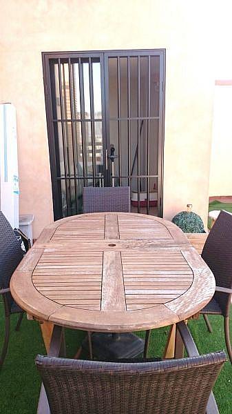 Foto - Ático en alquiler en calle Agatangelo Soler, Parque de las Avenidas en Alicante/Alacant - 349213329