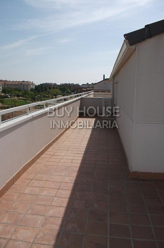 Ático en alquiler opción compra en Illescas - 255241587