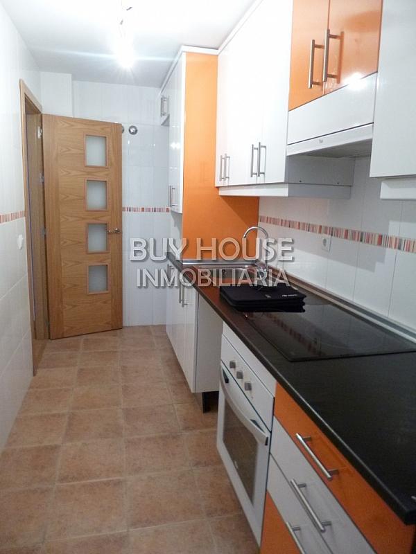 Piso en alquiler opción compra en Numancia de la Sagra - 332027437