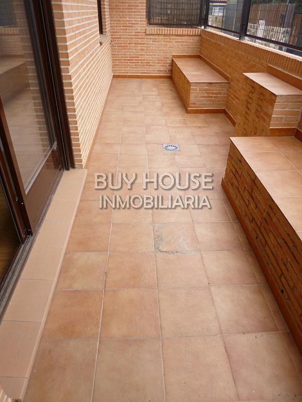 Piso en alquiler opción compra en Numancia de la Sagra - 332027456