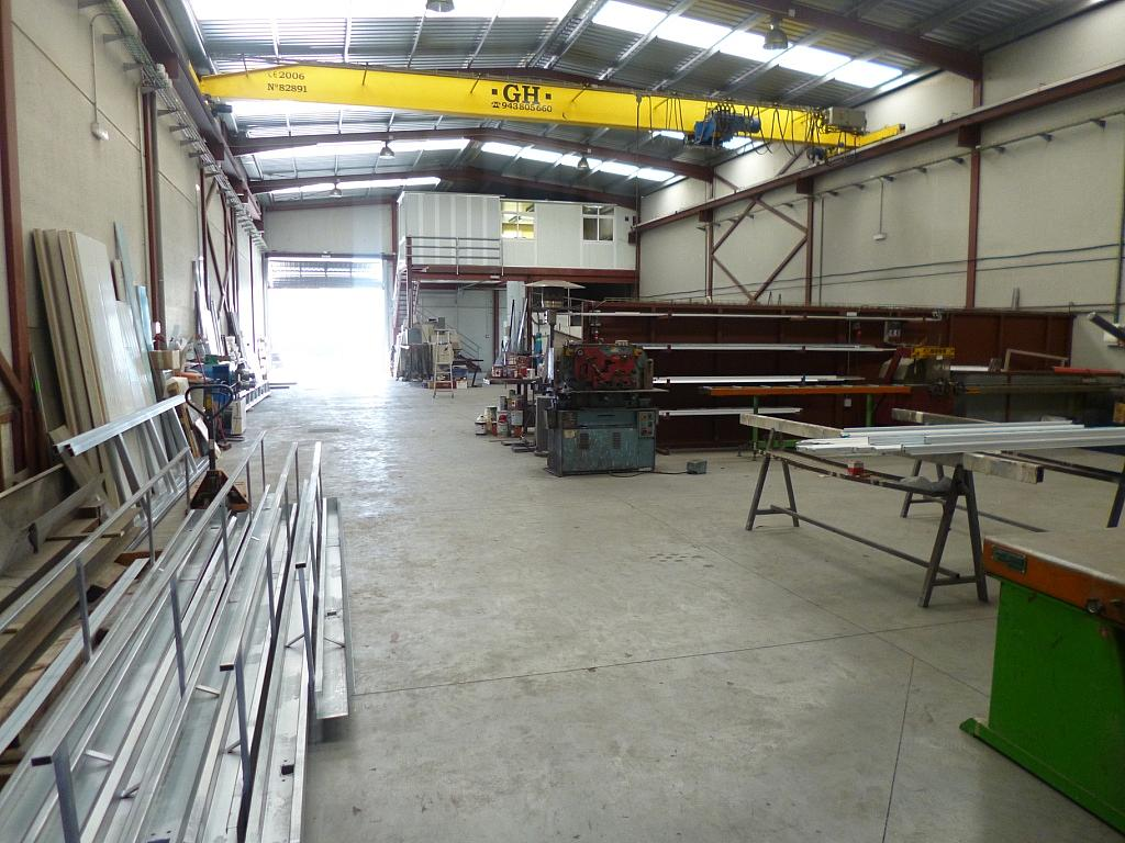 Nave industrial en alquiler en Yuncos - 230757239