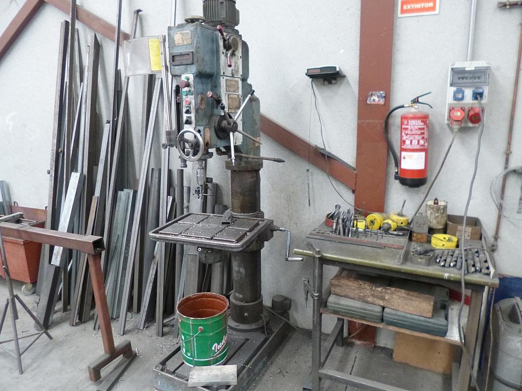 Nave industrial en alquiler en Yuncos - 230757281