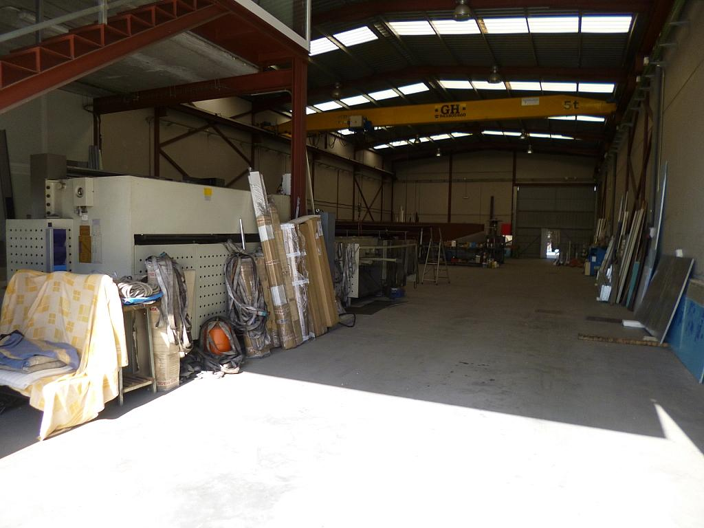 Nave industrial en alquiler en Yuncos - 230757291