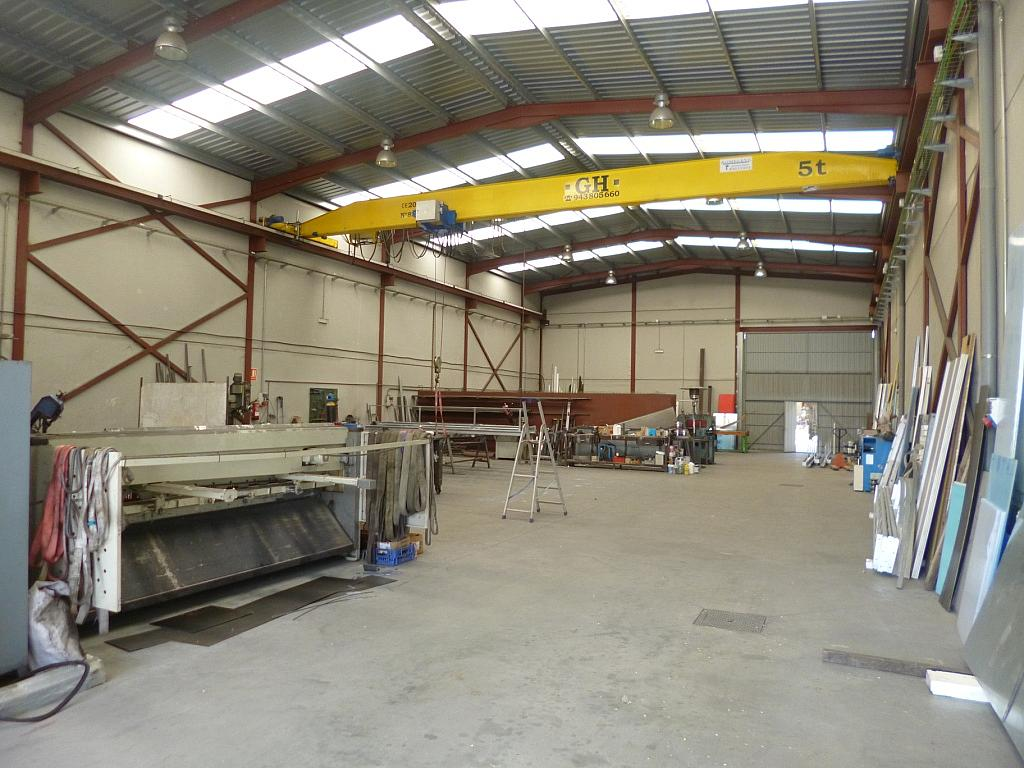 Nave industrial en alquiler en Yuncos - 230757307