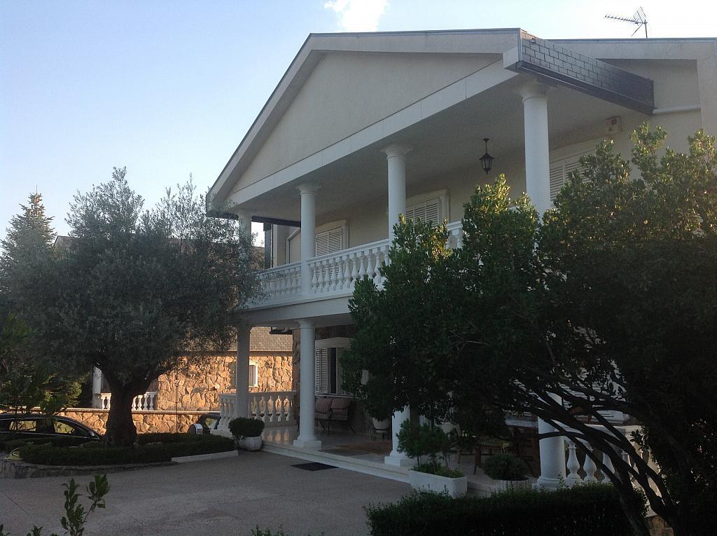 Fachada - Chalet en alquiler en calle Real, Alpedrete - 266259849
