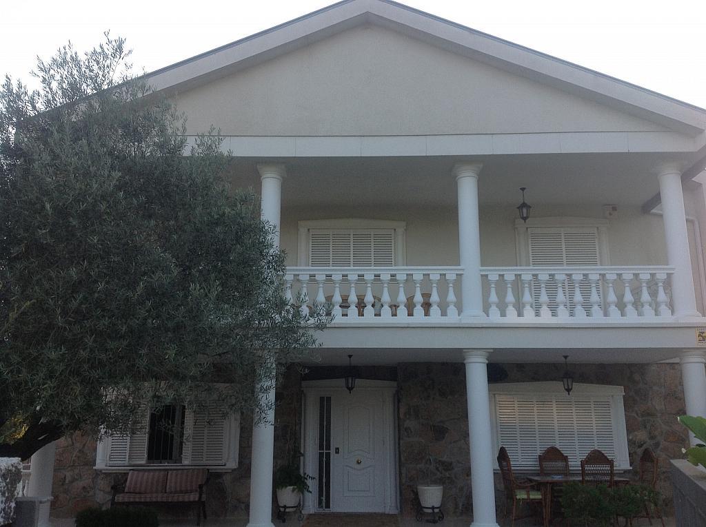 Fachada - Chalet en alquiler en calle Real, Alpedrete - 266259852