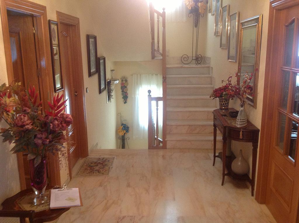 Vestíbulo - Chalet en alquiler en calle Real, Alpedrete - 266259895