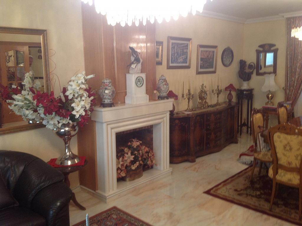 Salón - Chalet en alquiler en calle Real, Alpedrete - 266259962