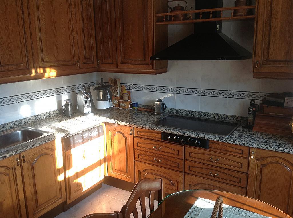 Cocina - Chalet en alquiler en calle Real, Alpedrete - 266260060