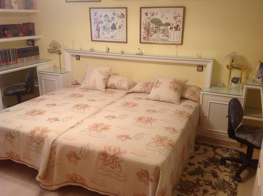 Dormitorio - Chalet en alquiler en calle Real, Alpedrete - 266260345
