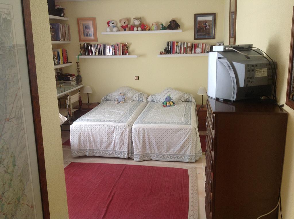 Dormitorio - Chalet en alquiler en calle Real, Alpedrete - 266260438