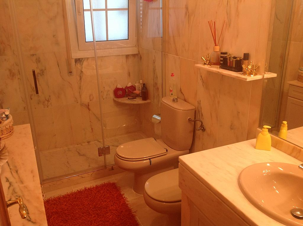 Baño - Chalet en alquiler en calle Real, Alpedrete - 266260465
