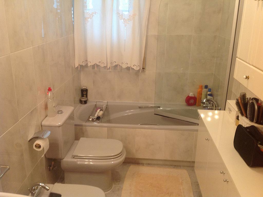 Baño - Chalet en alquiler en calle Real, Alpedrete - 266260488