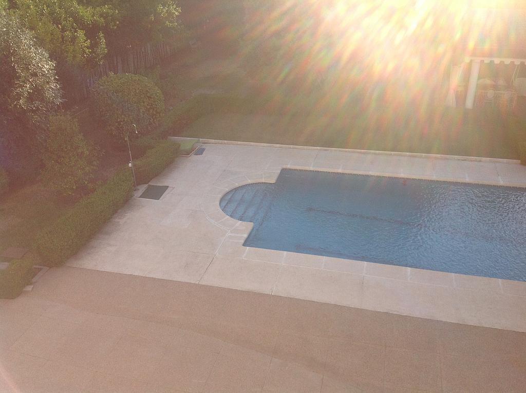 Jardín - Chalet en alquiler en calle Real, Alpedrete - 266263230