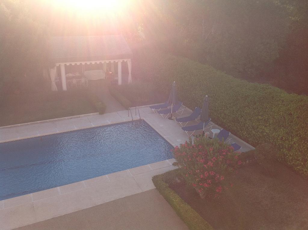 Jardín - Chalet en alquiler en calle Real, Alpedrete - 266263268