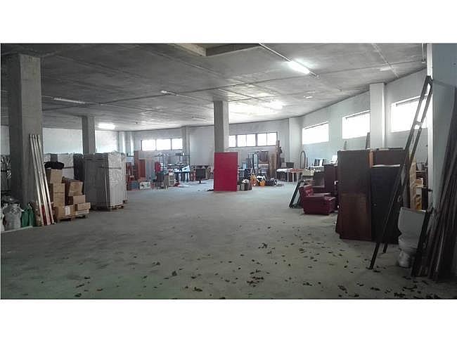 Nave industrial en alquiler en calle Del Muro, Redondela - 326566696