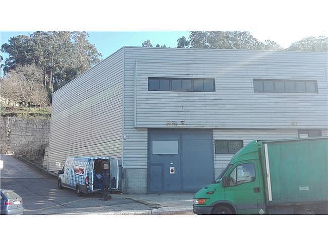 Nave industrial en alquiler en calle Del Muro, Redondela - 326566702