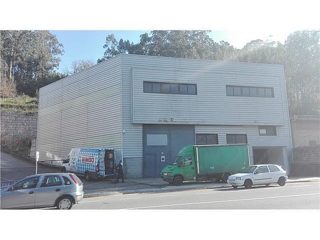 Nave industrial en alquiler en calle Del Muro, Redondela - 326566705