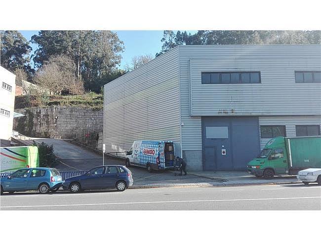 Nave industrial en alquiler en calle Del Muro, Redondela - 326566708