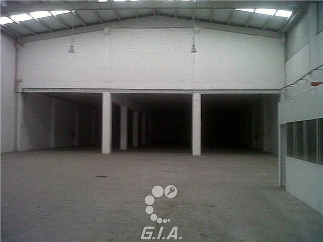 Nave industrial en alquiler en polígono As Gándaras, Porriño (O) - 346875517