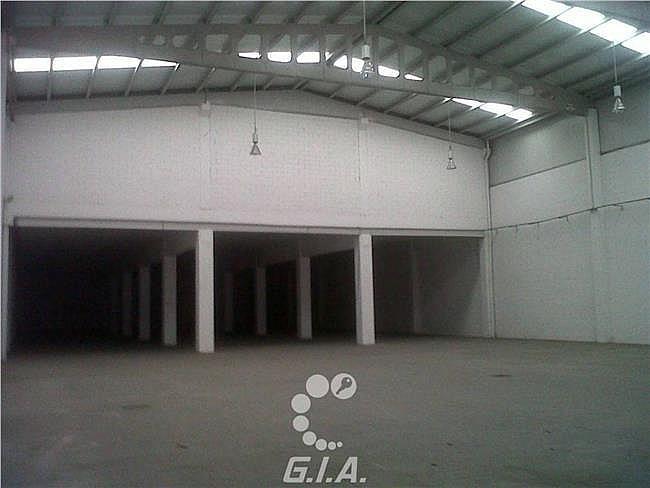 Nave industrial en alquiler en polígono As Gándaras, Porriño (O) - 346875523